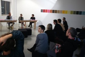 Forde Semiospace Book Launch
